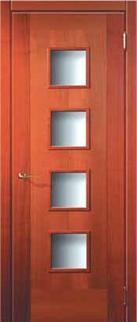 Двери из массива Арамиль ВИД Беленый дуб в Румянцево