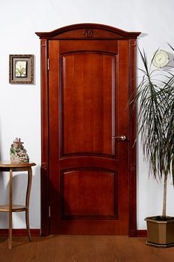 Межкомнатные двери из массива сосны от производителя