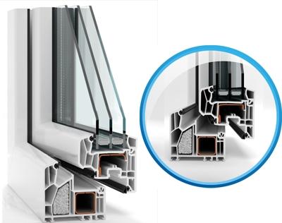 Віконні системи VEKA