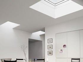 Окна-фонари для плоских крыш